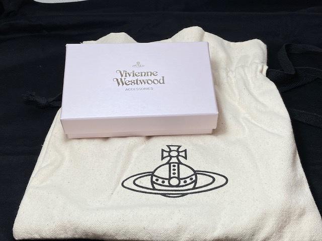 ※11477 Vivienne Westwood ヴィヴィアンウエストウッド 4連キーケース 個人保管 USED_画像4