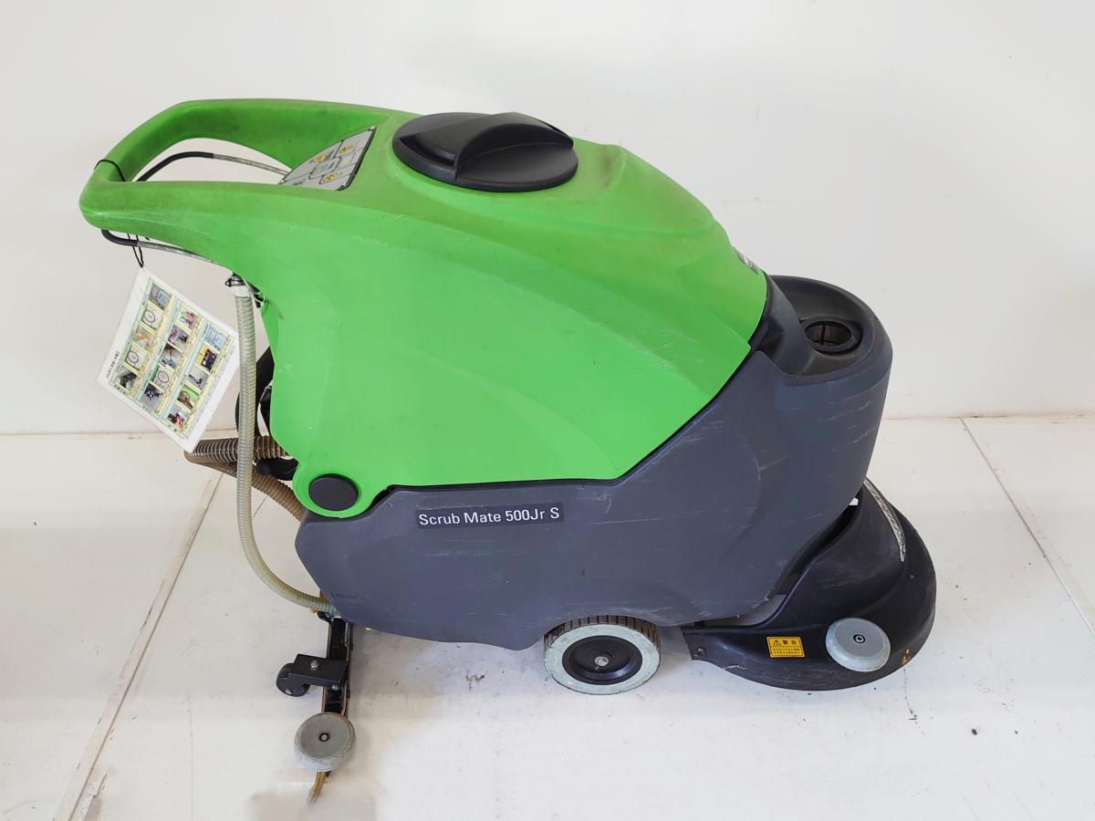 ◆中古品◆ 蔵王産業 | ZAOH | スクラブメイト| 500ジュニアS | バッテリー駆動式 | 自動床洗浄機 | 動作確認済み_画像3