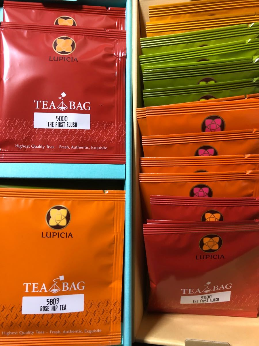 ルピシア ティーバッグ 紅茶30p