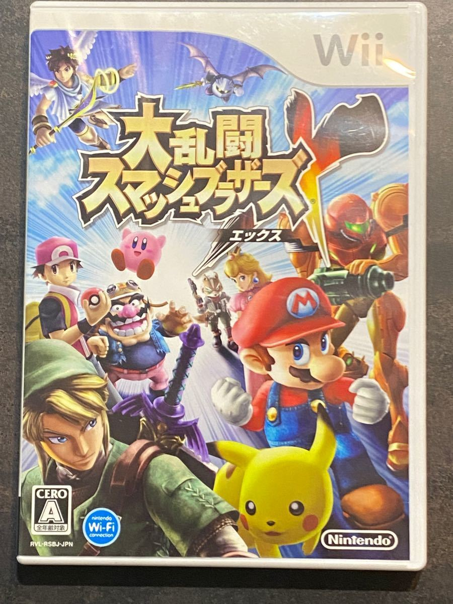 Nintendo Wii 大乱闘スマッシュブラザーズX