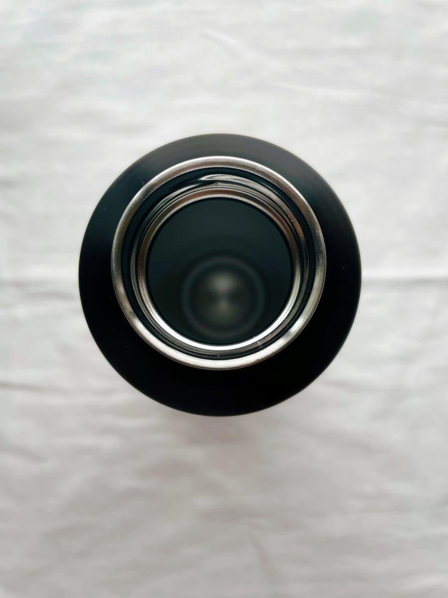 スターバックス starbucks  ステンレスボトル 水筒 ステンレスタンブラー スタバ ウォーターボトル 黒 ブラック