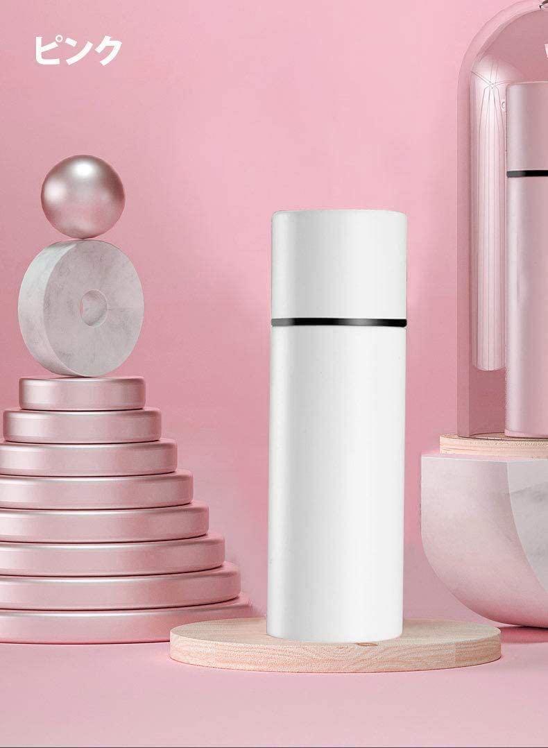 小さい水筒 マグボトル ステンレス リップスティックボトル保冷保温 140ml