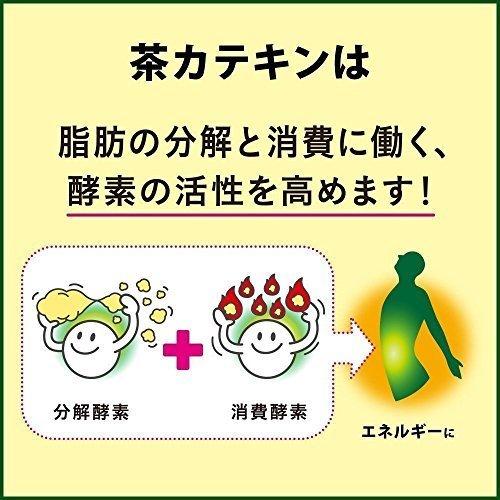 新品[トクホ] ヘルシア ヘルシア緑茶 うまみ贅沢仕立て 500ml×24本399N5O63_画像5