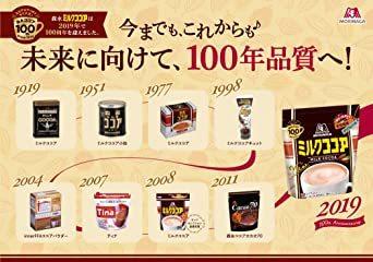 森永製菓 牛乳で飲むココア 200g×4個 [栄養機能食品] カルシウム、ビタミンD、鉄_画像3