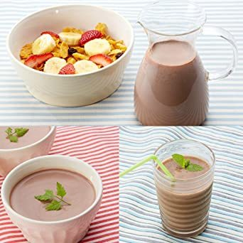 森永製菓 牛乳で飲むココア 200g×4個 [栄養機能食品] カルシウム、ビタミンD、鉄_画像5