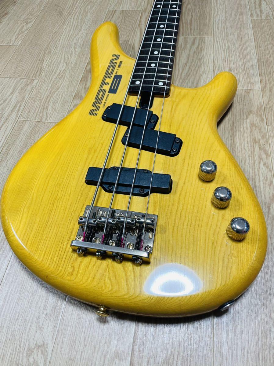 売り切り特価!! YAMAHA motion B mb-ii Super Edition bass guitar ヤマハ ビンテージ エレキベース 1980年代 japan vintage てんとう虫