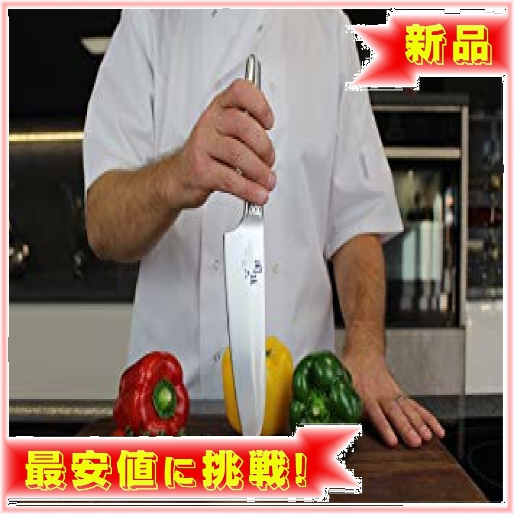 新品:三徳包丁 165mm 165mm 貝印 KAI 三徳包丁 関孫六 匠創 165mm 日本製 AB5156PSLV_画像6