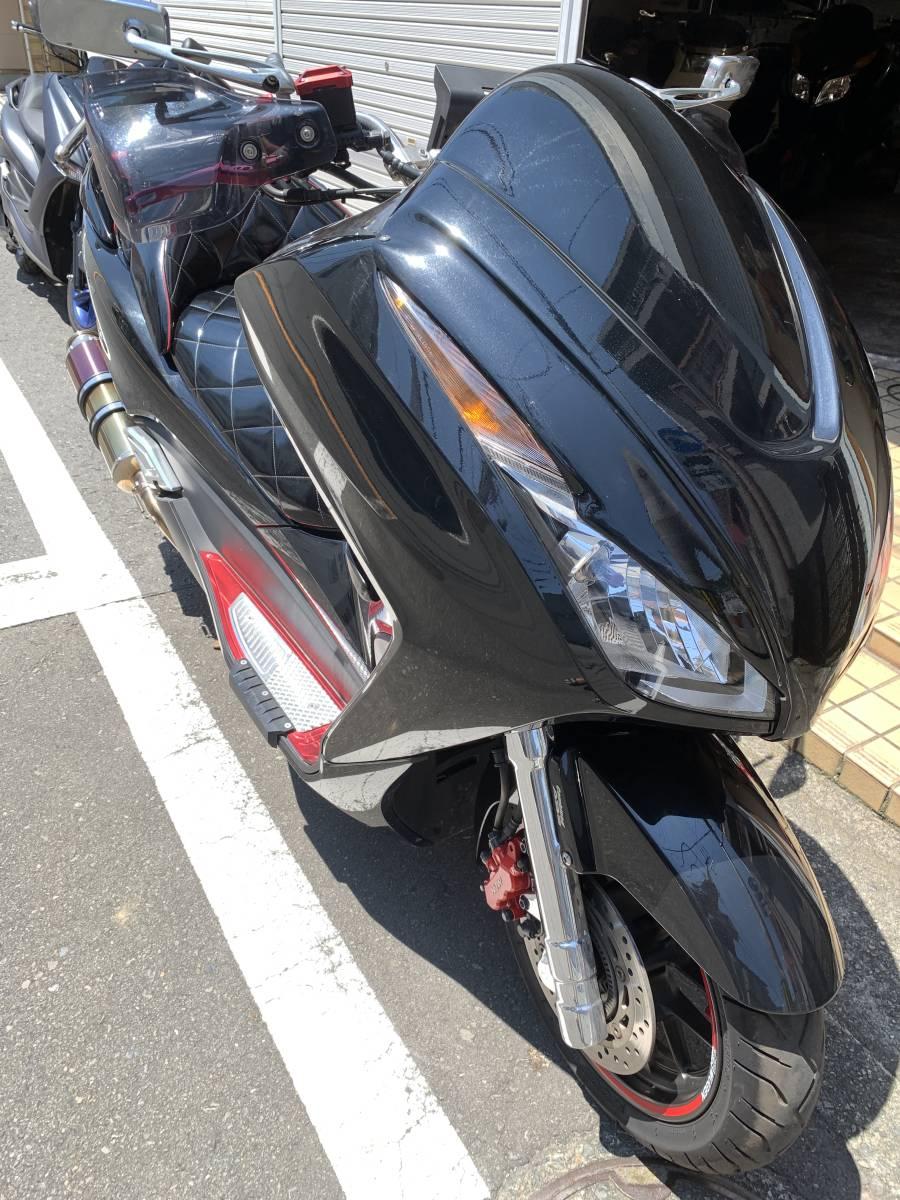 ホンダ フォルツァ Si MF12 カスタム 好調_画像5