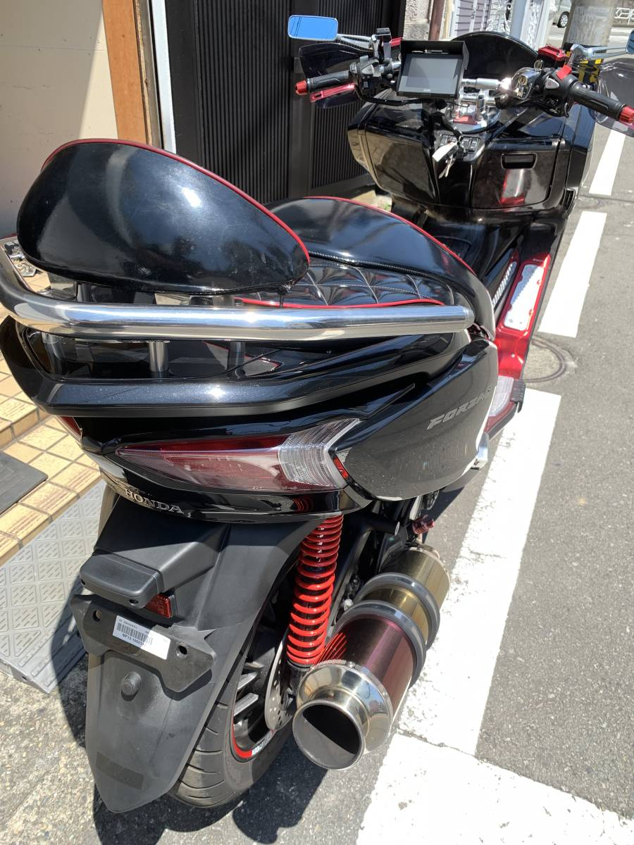 ホンダ フォルツァ Si MF12 カスタム 好調_画像7