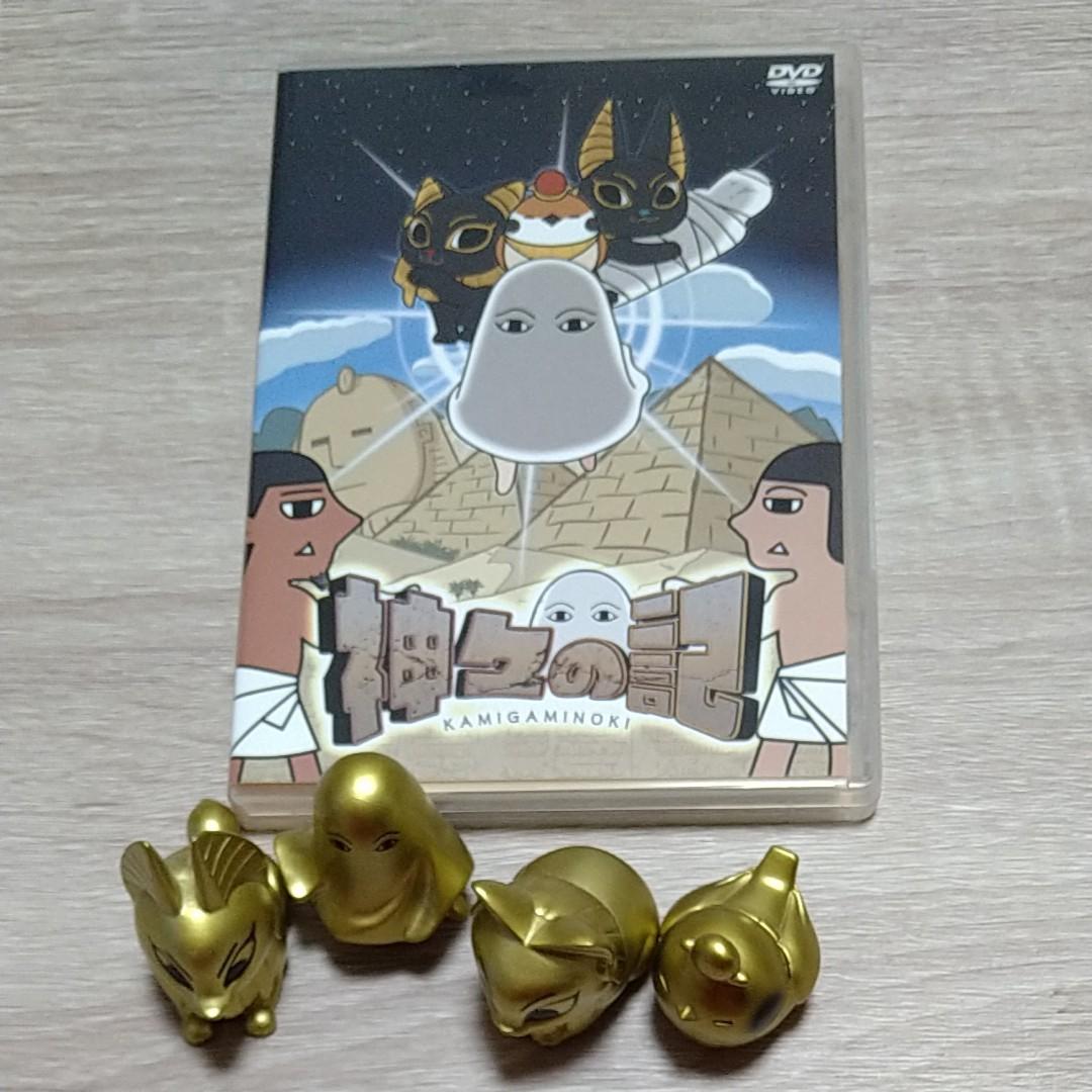 DVD 神々の記 限定版