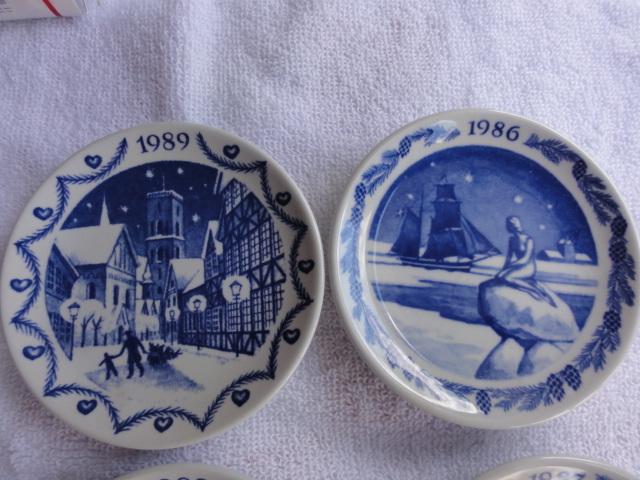 ロイヤルコペンハーゲン 小皿8枚_画像4