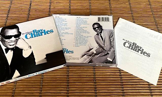CD ★ the definitive レイ・チャールズ/ グレイテスト・ヒッツ