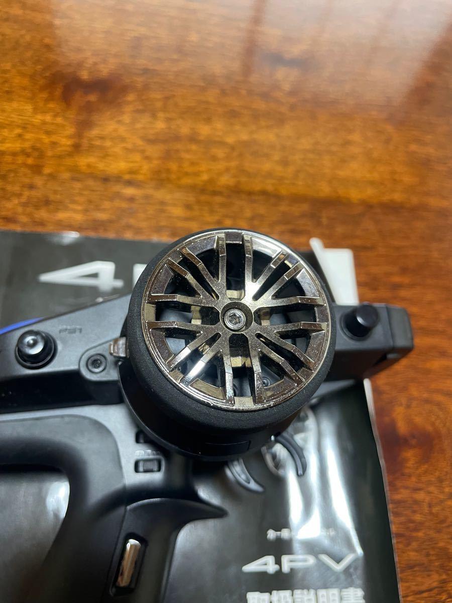 【ラジドリ】R31HOUSE GRK G2  ハイテックX1ポケット充放電器 FUTABA 4PV セット
