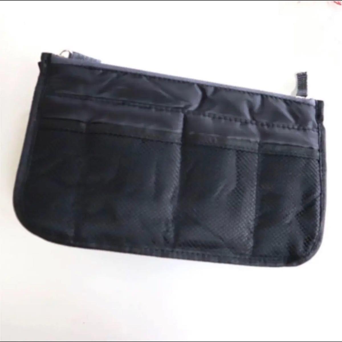 バッグインバッグ インナーバッグ 収納バッグ メイクバッグ 大容量 多機能 軽量