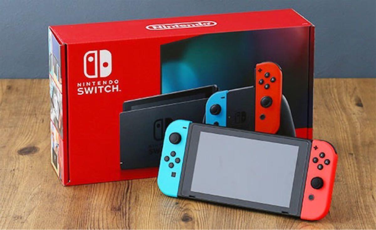 Nintendo Switch ニンテンドースイッチ本体 任天堂