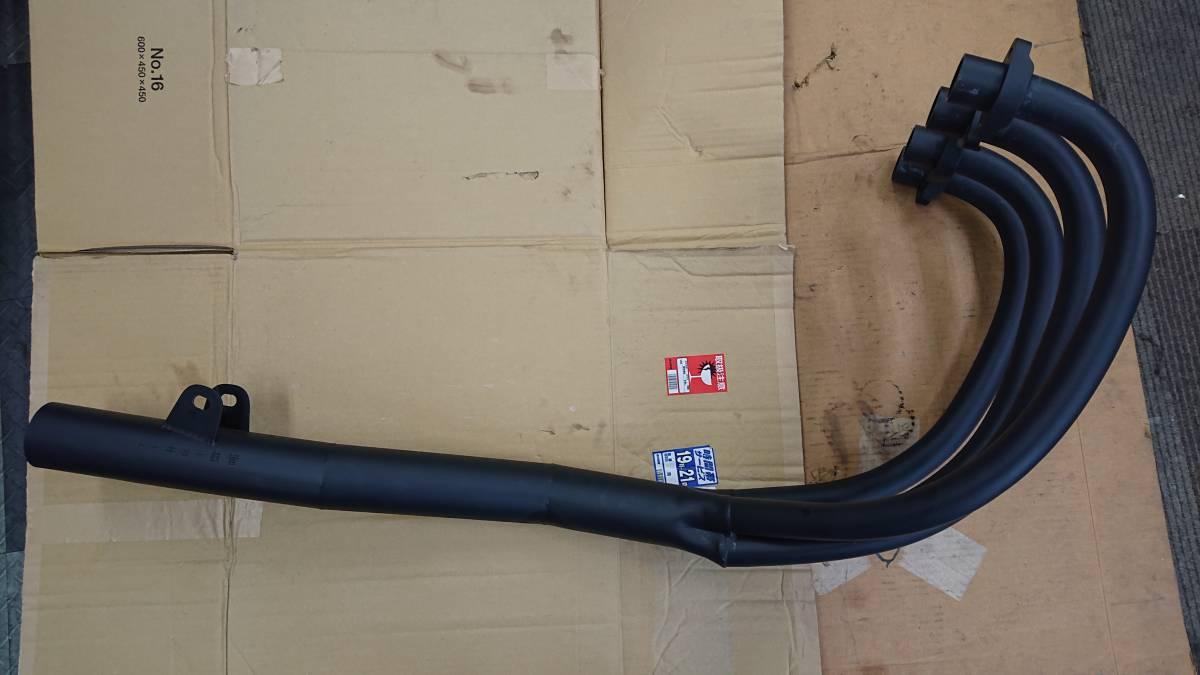 トーキョー鉄管 KZ900 Z1 Z2 セラコート済