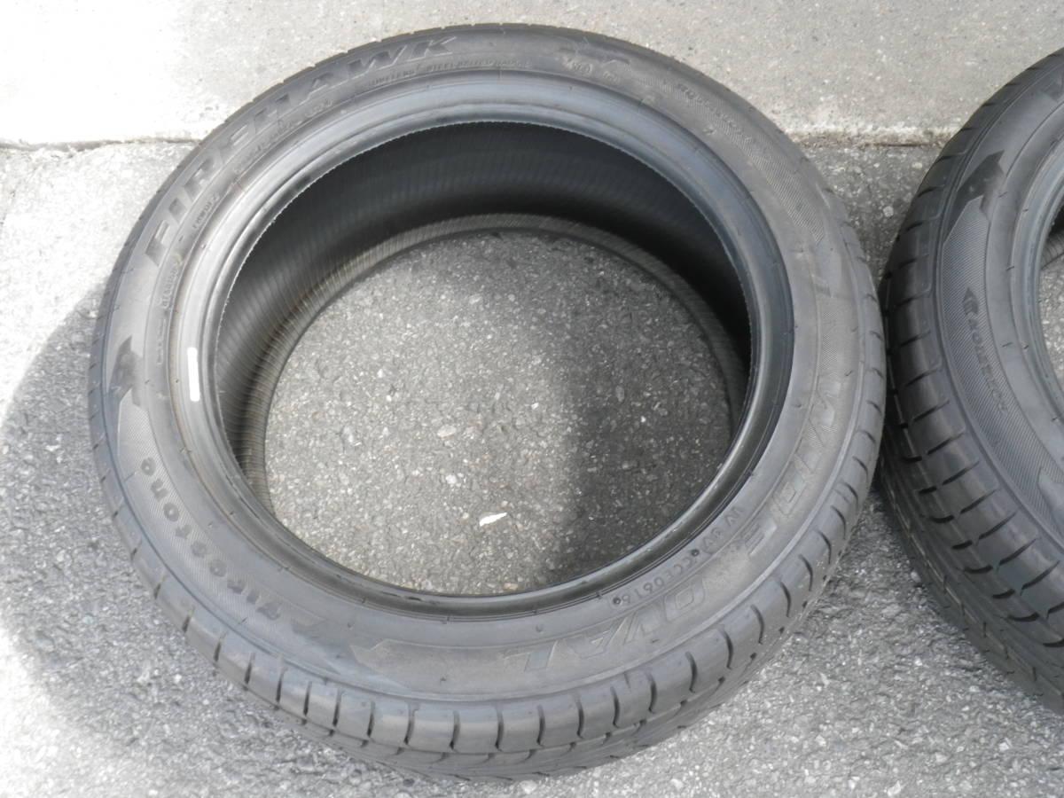 新品タイヤ ファイヤーストーン 205/50R16 2本セット_画像2