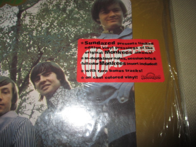 the monkees / more of the monkees (US盤未開封送料込み!!)