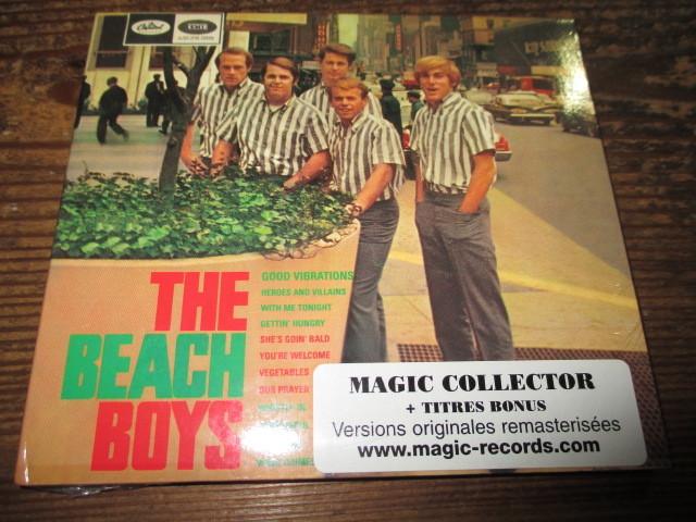 beach boys / smiley, smile (フランス限定盤CD未開封ボーナストラック入り送料込み!!)