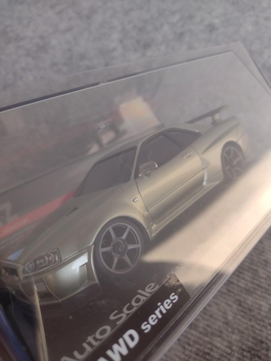 新品 未使用 kyosho mini-z 京商 ミニッツ AWD R34 GT-R ニュル ボディー