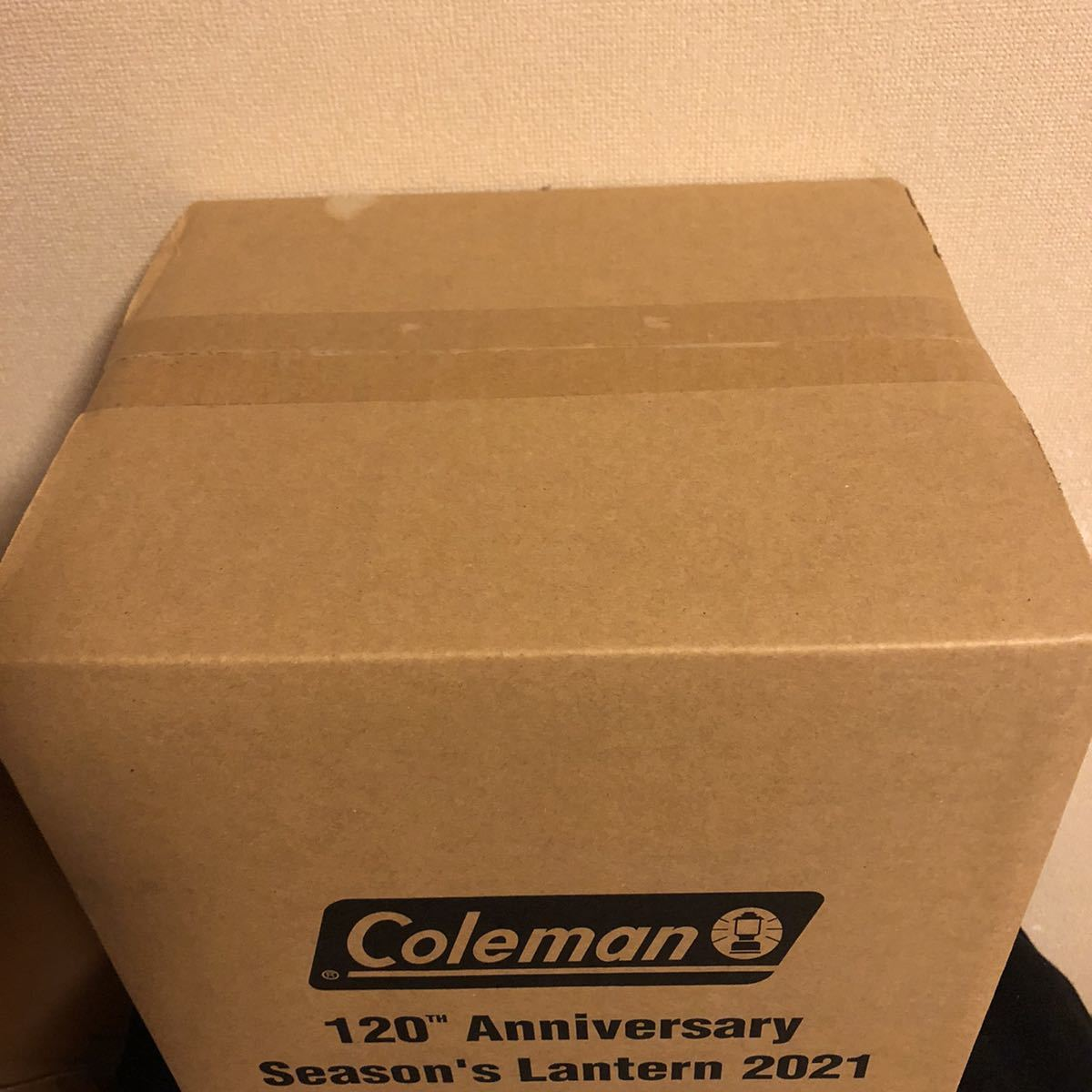 シーズンズランタン 2021 新品未使用 送料無料 検)コールマン Coleman