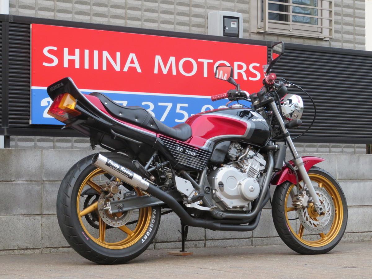 「■プリティー・レーシング/タックロール/マーシャル/通販歓迎/日本全国デポデポ間送料無料 ホンダ JADE 12922 CBX仕様 MC23 車体 カスタム」の画像3