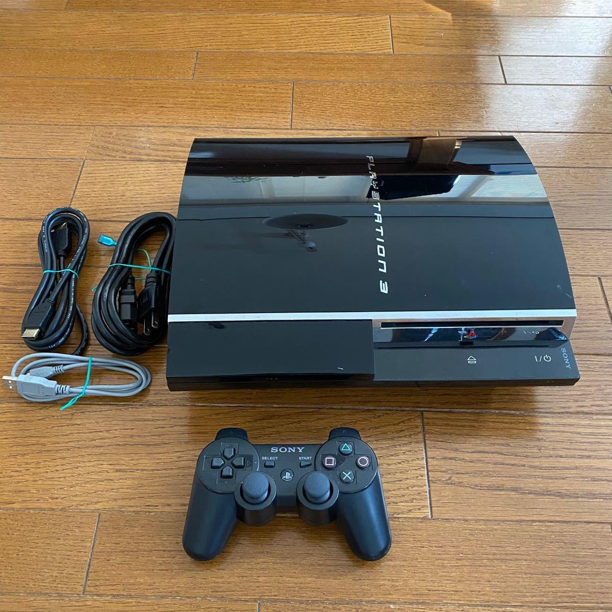 PS3本体 CECHA00 プレステ3 初期型 PlayStation3 SONY