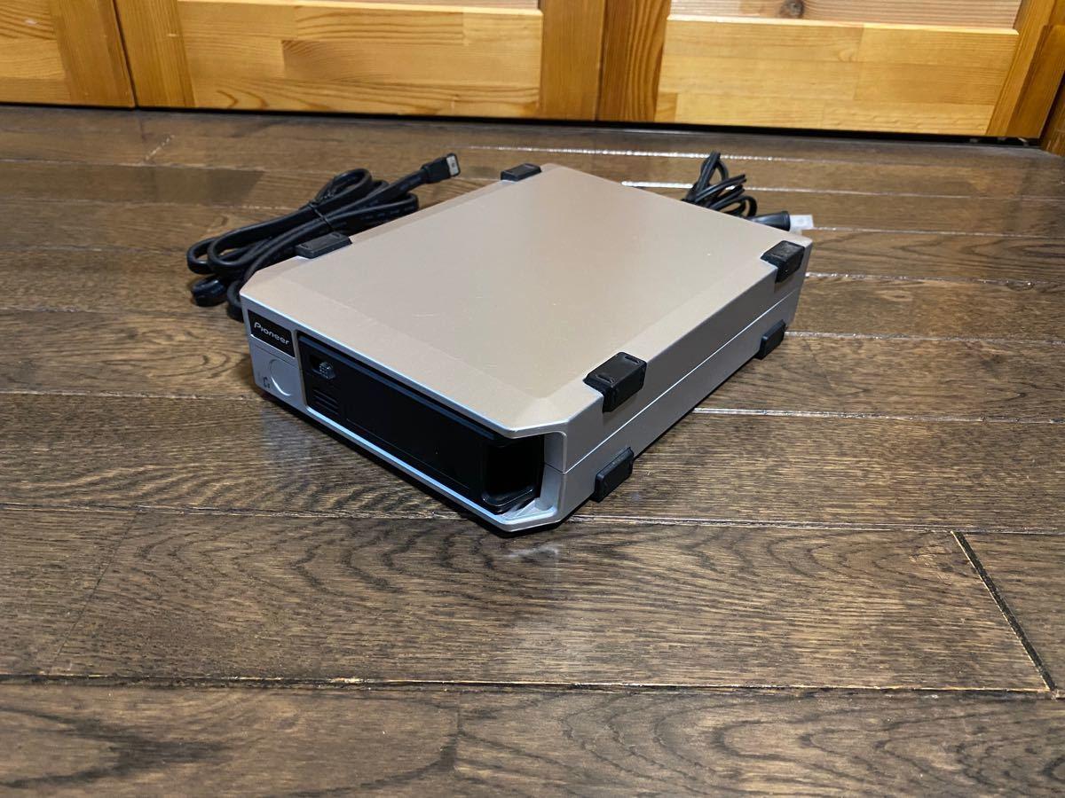 eSATA外付けハードディスクケース パイオニアPioneer BHD-V320ケース