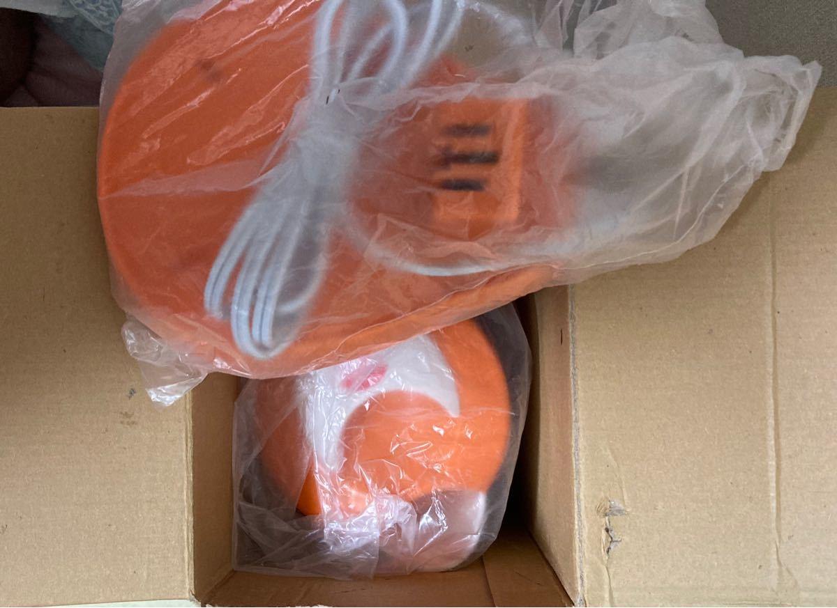 ◆新品未使用◆高敏/電気ポット/オルディナ800ml/OD-2/オレンジ