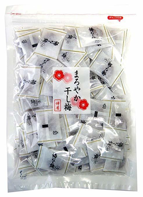 e-hiroya 種なし まろやか干し梅300g×1袋 業務用 チャック袋入_画像8
