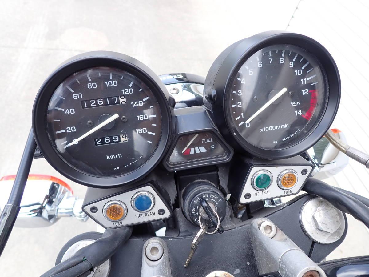 「カワサキ GPZ400F改 Z400FX仕様 和歌山市より ゼファー400等 ZX400」の画像3
