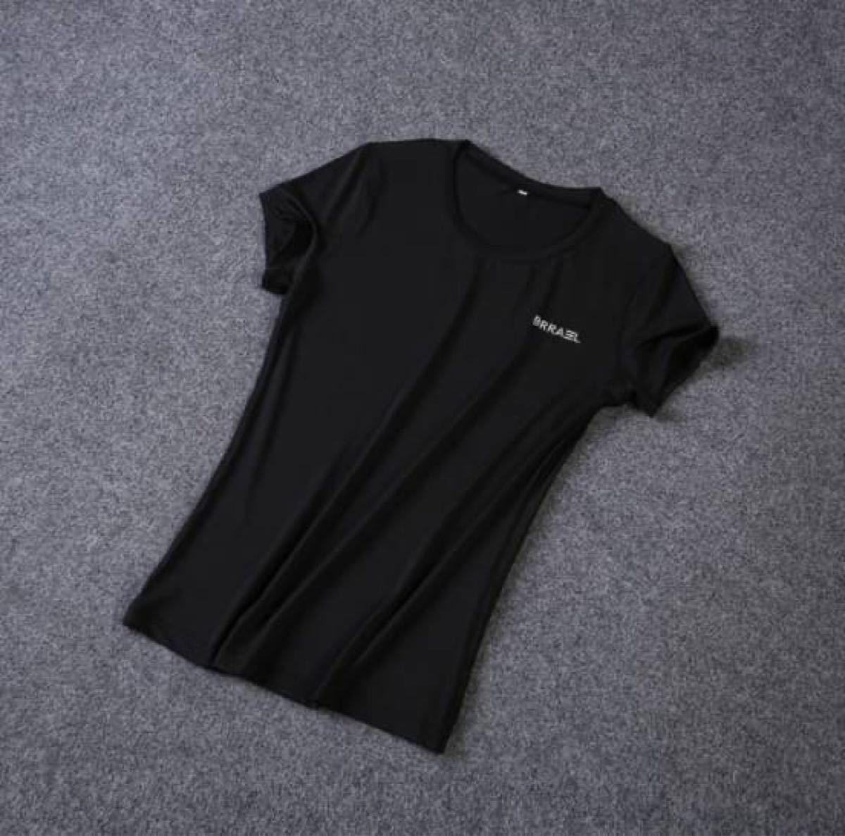 【トレーニングウェア 上下セット L】 ショートパンツ レギンス Tシャツ