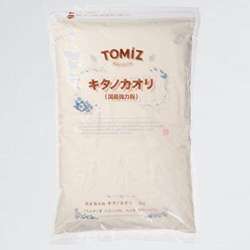 好評 新品 / キタノカオリ M-90 国産 小麦粉 2.5kg TOMIZ(創業102年 富澤商店) パン用粉 強力粉 強力小麦粉_画像1