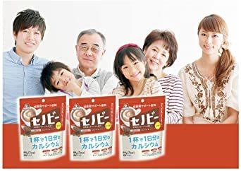 180g 森永製菓 セノビー 180g [栄養機能食品] 1杯で1日分のカルシウム_画像6