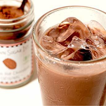 オーガニック ホットチョコレート オリジナル (有機 化学調味料無添加 100%天然 非加熱 ブラウンシュガーファースト)_画像2
