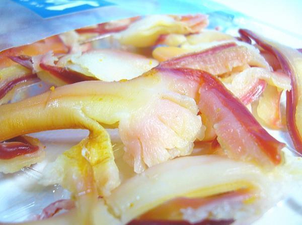 【北海道グルメマート】北海道限定品 北海珍味 うま味 ほっき ひも 56g _画像3