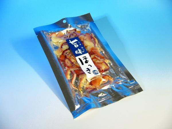 【北海道グルメマート】北海道限定品 北海珍味 うま味 ほっき ひも 56g _画像1