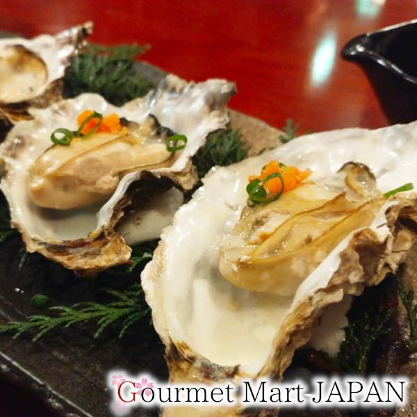 【グルメマートJAPAN】産地直送 北海道厚岸産 殻付き生牡蠣 マルえもん [3L(150g~)] 10個セット_画像7