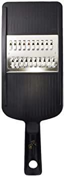 ブラック 本体サイズ:10×29.5×3cm 貝印 KAI 千切り器 関孫六 太 レギュラー 日本製 DH3329_画像2