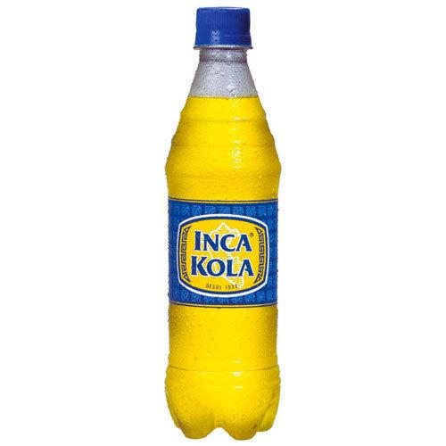 インカコーラ ペットボトル 450ml_画像1