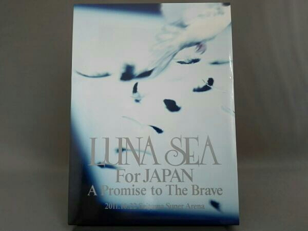 LUNA SEA For JAPAN A Promise to The Brave 2011.10.22 ライブグッズの画像