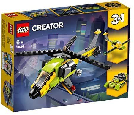 レゴ(LEGO) クリエイター ヘリコプター・アドベンチャー 31092 知育玩具 ブロック おもちゃ 女の子 男の子_画像8