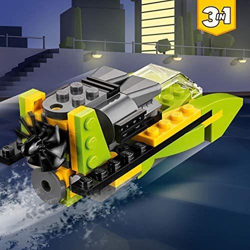 レゴ(LEGO) クリエイター ヘリコプター・アドベンチャー 31092 知育玩具 ブロック おもちゃ 女の子 男の子_画像5