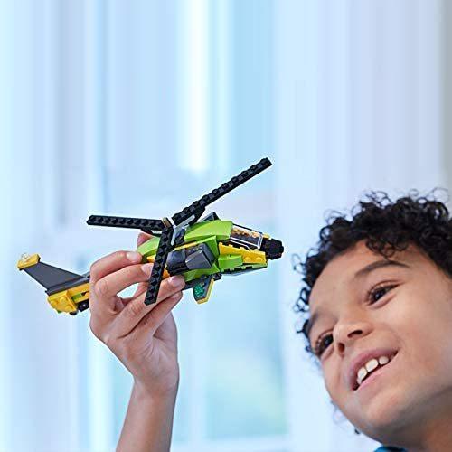 レゴ(LEGO) クリエイター ヘリコプター・アドベンチャー 31092 知育玩具 ブロック おもちゃ 女の子 男の子_画像6