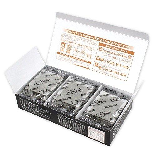 165g(5.5gティーバッグ×30包) ハーブ健康本舗 黒モリモリスリム(プーアル茶風味) 30包入り_画像2