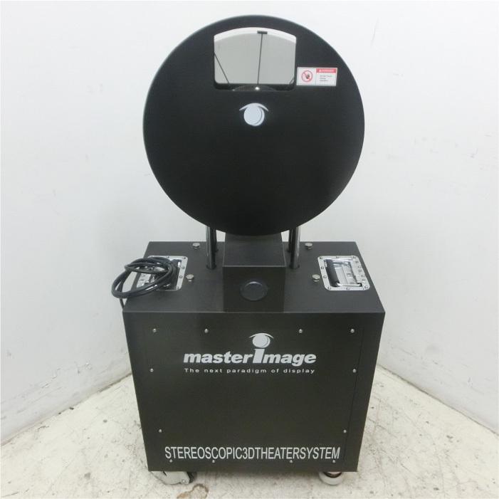 【送料無料】3D映写機 MI2100-110 マスターイメージ社 Digital Theatre System 60Hz 中古【現状渡し】【見学 名古屋】【動産王】_画像3
