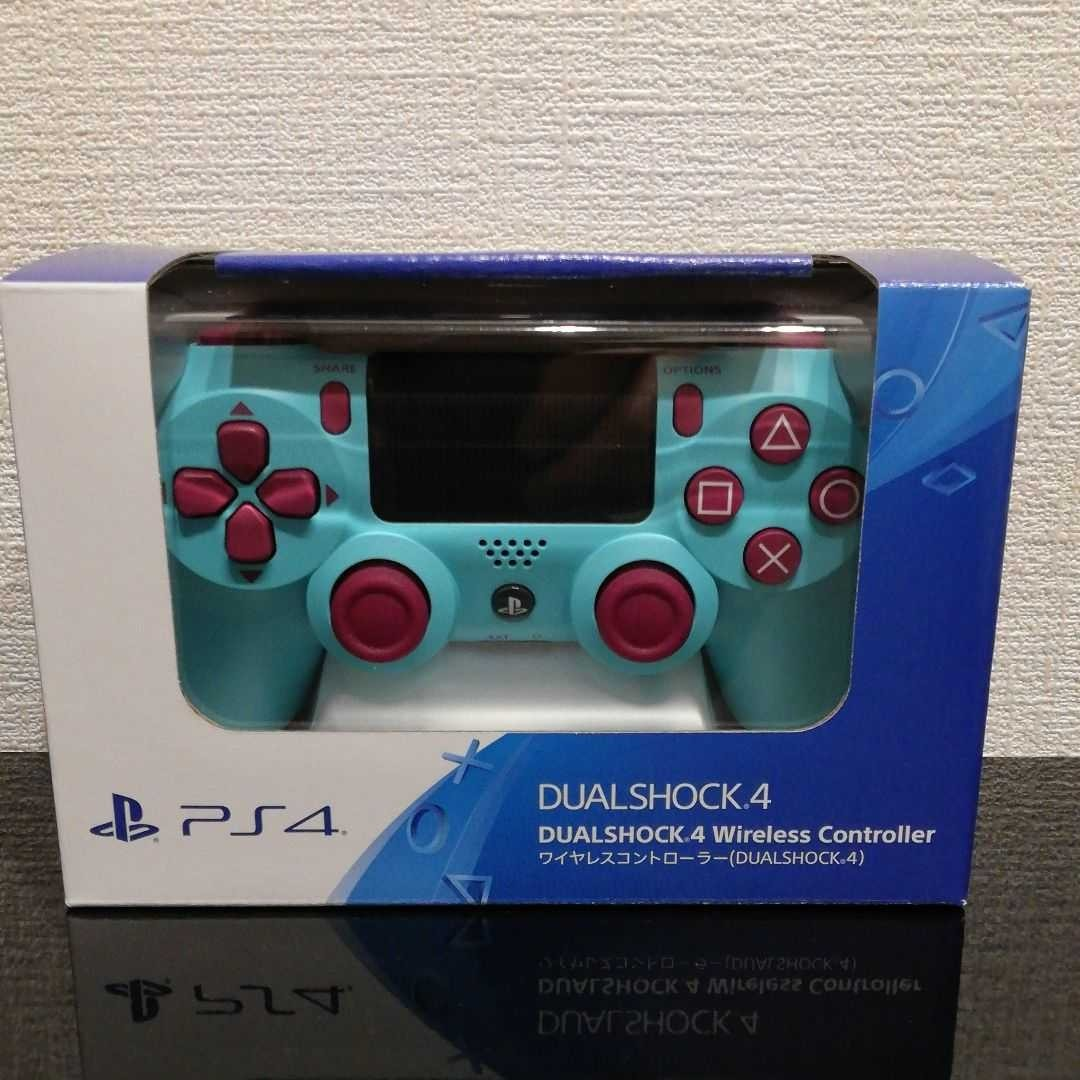 PS4 ワイヤレスコントローラー DUALSHOCK4