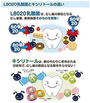 新品ラクレッシュ L8020菌 マウスウォッシュ 5本セットA4JP_画像5