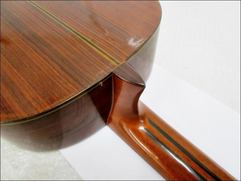 20 106-410427-29 [S] 松岡良治 RYOJI MATSUOKA NO.80 クラシックギター 弦楽器 長106_画像4