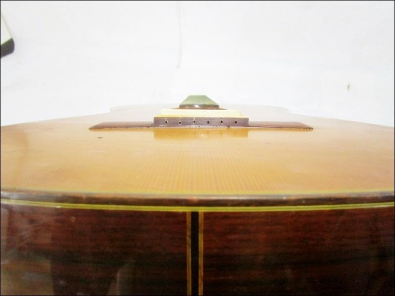 20 106-410427-29 [S] 松岡良治 RYOJI MATSUOKA NO.80 クラシックギター 弦楽器 長106_画像7